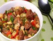 Cozido de Carne Com Vegetais