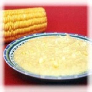 Receita de Creme Caseiro de Milho Sweet