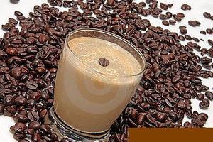 Receita de Creme de café