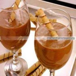 Receita de Creme Fácil de Chocolate