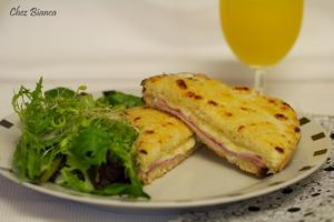 Receita de Croque-monsieur
