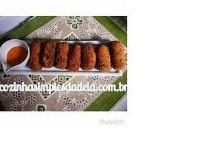 Receita de Croquete de Carne de Panela Ou Carne Assada