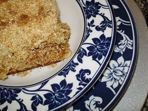 Receita de Cuca de Sardinha