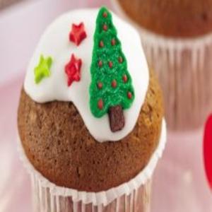 Receita de Cupcake de Chocolate com Nozes