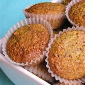 Receita de Cupcake de Legumes