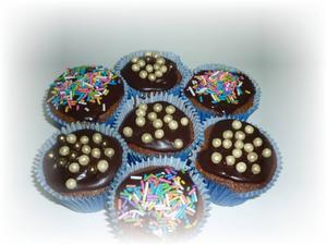 Receita de Cupcake de Nega Maluca