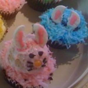 Receita de Cupcake de Páscoa