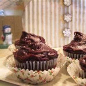Receita de Cupcake fácil de chocolate