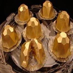 Receita de Diamantes dourados