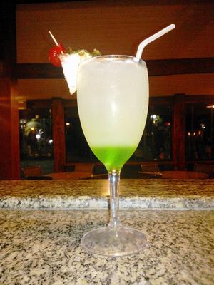 Receita de Drink Aguativa Folia