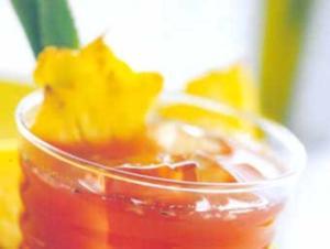 Receita de Drink Delícia Tropical