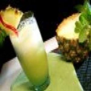 Receita de Drink Tropical Especial de Natal