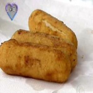 Receita de Enroladinho à Milanesa (Frito ou Assado)