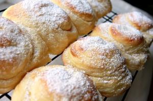 Receita de Ensaimada de Maiorca (Mallorca Bread)