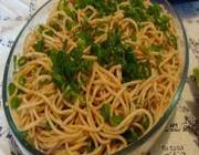 Espaguete de Limão