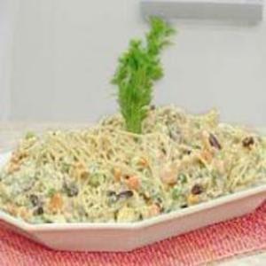 Receita de Espaguete de Reveillon