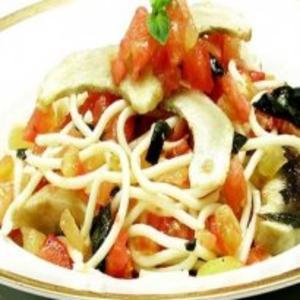 Receita de Espaguete poético