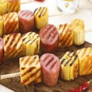 Receita de Espeto de Toscana Com 3 Batatas