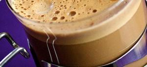 Receita de Espumante de Café