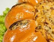 Estrogonofe de Carne Seca na Moranga