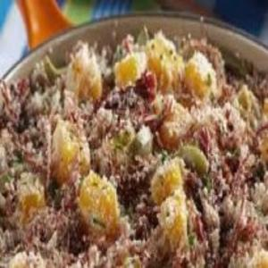 Receita de Farofa de carne moída