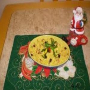 Receita de Farofa natalina