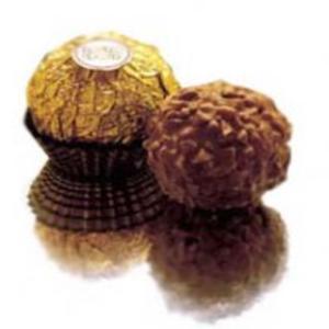 Receita de Ferrero Rocher Caseiro