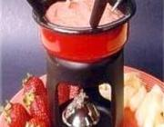 Fondue de Morango Light