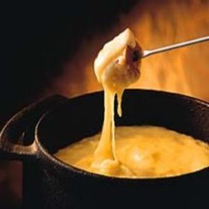 Receita de Fondue de queijo light