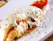Frango á Parmegiana Delicioso