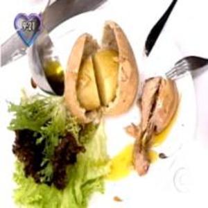 Receita de Frango e Batatas na Capa de Sal do Mais Você