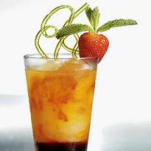 Receita de Fresh fruit cocktail