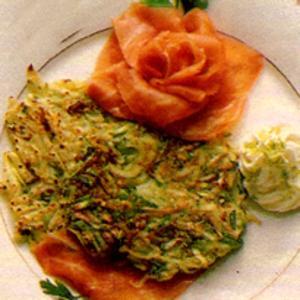 Receita de Fritada de batata e abobrinha