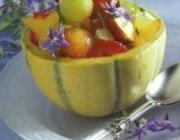 Frutas ao gim