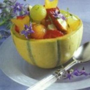 Receita de Frutas ao gim