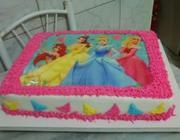 Glacê Mármore para confeitar bolo