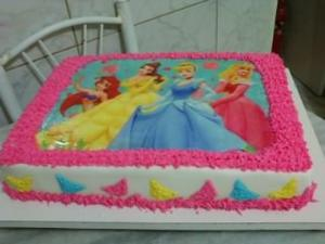 Receita de Glacê Mármore para confeitar bolo