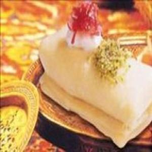 Receita de Halawe bil Jibn