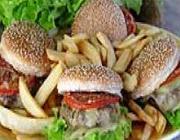 Hambúrguer à Napolitana