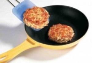 Receita de Hambúrguer de Batata