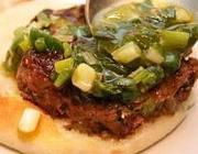 Hambúrguer de Kafta