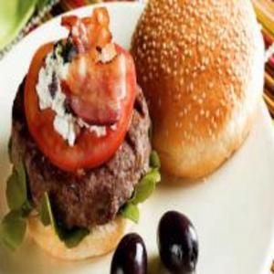 Receita de Hambúrguer Delícia