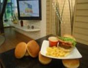 Hambúrguer do Hoje em Dia