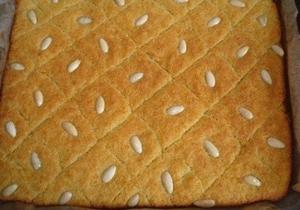 Receita de Harisa, Ristalos ou Namura (feito com farinha de milho)