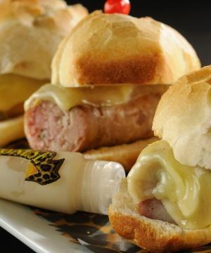 Receita de Hot Dog Caipira