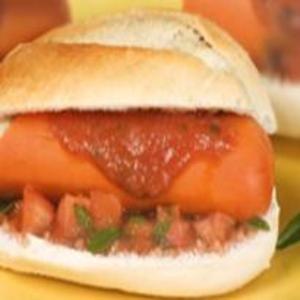 Receita de Hot Dog de Santo Antônio