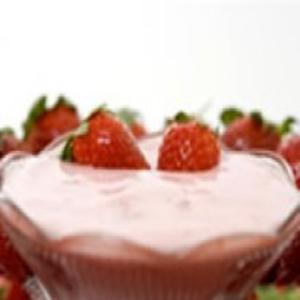 Receita de Iogurte com Frutas