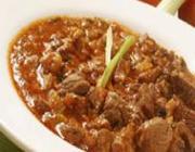 Khoresh de karafs (Guisado com Salsão)