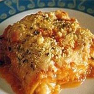 Receita de Lasanha ao Molho de Camarão Deliciosa
