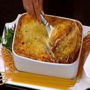 Receita de Lasanha de Espaguete